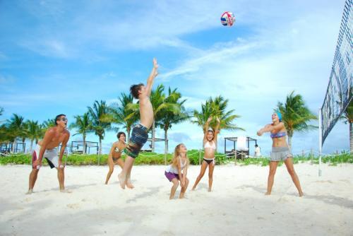 Riviera-Maya-Hacienda Tres Rios Actividades Voleibol