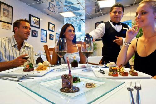 Riviera-Maya-Hacienda Tres Rios Experiencia Mesa del Chef